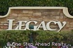 sign for Legacy